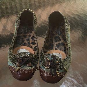 Dolce & Gabbana Vero Cuoio Flats